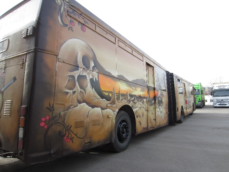 wasted generation bus - 2011