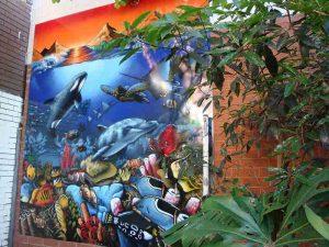 Aquarium Alu Installation
