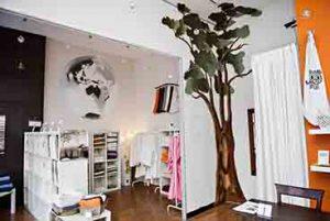 Bhumi Globe And Tree
