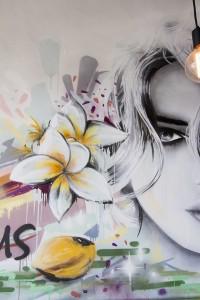 Citrus Cafe Street Art