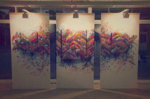 Graffiti Artist Melbourne Set It Off Artwork Slider