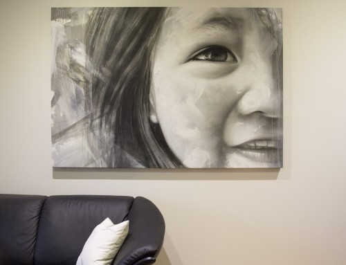 Canvas Gallery Style