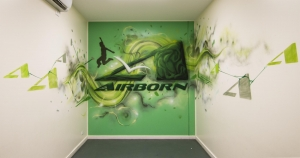 Graffiti Party Rooms