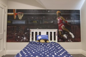 Michael Jordan Wall Art