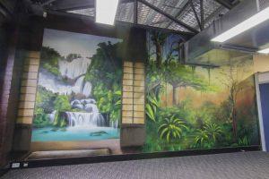 Urban Forest Interior