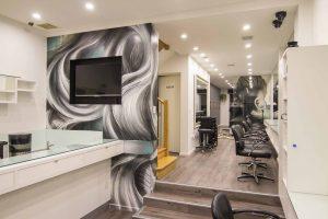 Hair Salon Interior