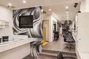 Hair Salon Interior Feature Image