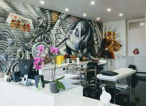 Kings of Ink Graffiti Interior