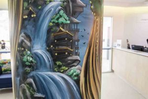 Monash Radiology Mural