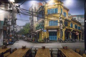 Vietnam Street Interior District Mot