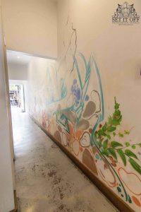 Graffiti Thoroughfare - Thoroughfare