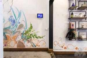 Graffiti Thoroughfare - Transition