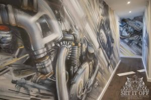 Triumph Motorcycle Art_Feature