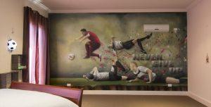 Mural Artist Melbourne Domestic Preview