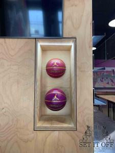 Full Fit Out Interior - Dribbles - Custom Basketballs 1