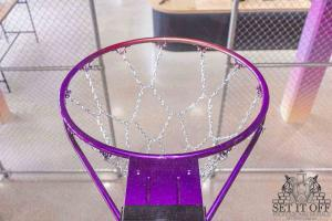Full Fit Out Interior - Dribbles - Custom Ring