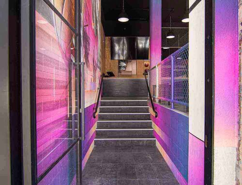Full Fit Out Interior – Dribbles