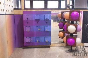 Full Fit Out Interior - Dribbles - Kids Area Close Up