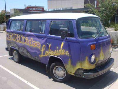 Network Video Van