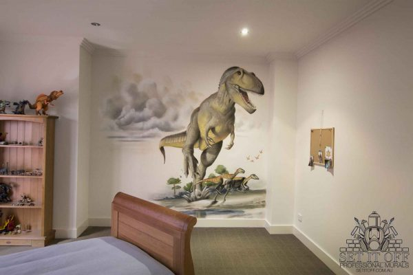 T. Rex Kids Room
