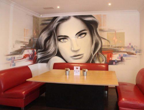 Interior Portrait Dining Area