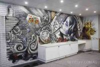 Kings of Ink Graffiti Interior