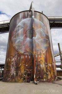 OI Silo Art Project
